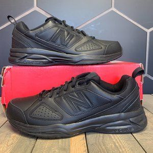 New Balance 623 Training Black Sneaker Size 9